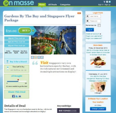 MTK - En Masse v5.0 Premium for Joomla 3.0 - (Groupon Clone)