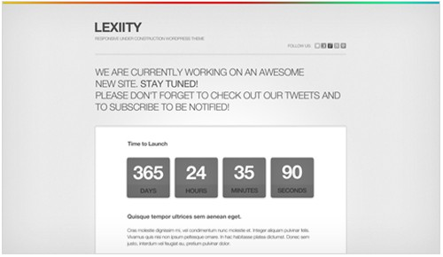Lexiity v1.1.1 Landing Wordpress Theme