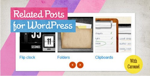 Related Posts v1.0.2 for WordPress