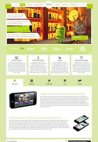 Shaper Extreme - Responsive Joomla 2.5 Business Template