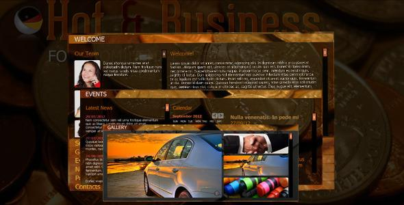 HotBusiness XML Template