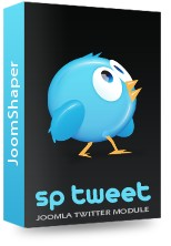 SP Tweet v2.1.0 For Joomla 2.5 & 3.0