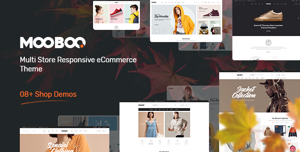 MooBoo - Fashion OpenCart Theme (Included Color Swatches)